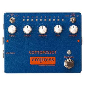 Empress Effects エンプレスエフェクト / Compressor【コンプレッサー】