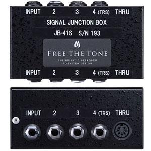 Free The Tone フリーザトーン / JB-41S SIGNAL JUNCTION BOX【シグナル・ジャンクション・ボックス】