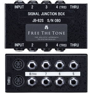 Free The Tone フリーザトーン / JB-82S SIGNAL JUNCTION BOX【シグナル・ジャンクション・ボックス】