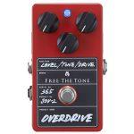 Free The Tone フリーザトーン / SOV-2 OVERDRIVE【オーバードライブ】