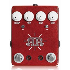 JHS Pedals ジェイエイチエスペダルズ / Ruby Red【オーバードライブ】