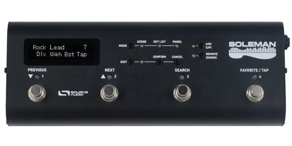 Source Audio ソースオーディオ / SA165 SOLEMAN【MIDIコントローラー】