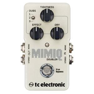 tc electronic ティーシーエレクトロニック / Mimiq Doubler ミミック・ダブラー【ダブリング・プロセッサー】