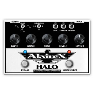 Alairex アレイレックス / H.A.L.O【オーバードライブ】