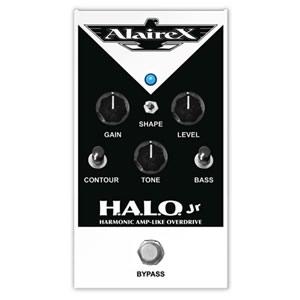 Alairex アレイレックス / H.A.L.O. Jr Harmonic Amp-Like Overdrive【オーバードライブ】