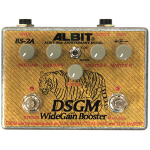 ALBIT アルビット / BS-2A WIDEGAIN BOOSTER【ブースター】