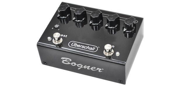 Bogner ボグナー / UBERSCHALL Effect Pedal【ディストーション】