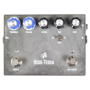 Strictly 7 Guitars ストリクトリー7ギターズ / HISS-TERIA【ブースター/オーバードライブ】