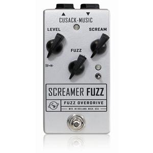 Cusack Music キューザックミュージック / Screamer Fuzz V2【ファズ】