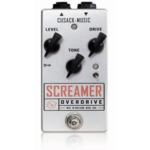 Cusack Music キューザックミュージック / Screamer V2【オーバードライブ】