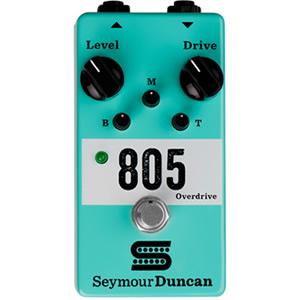 Seymour Duncan セイモア・ダンカン / 805 -Overdrive-【オーバードライブ】