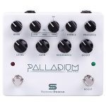 Seymour Duncan セイモア・ダンカン / Palladium -Gain Stage- White【オーバードライブ】