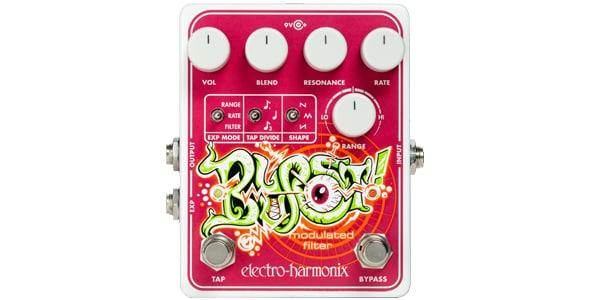 Electro Harmonix エレクトロハーモニクス / BLURST ブラースト【モジュレーションフィルター】
