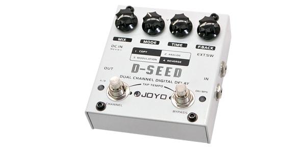 JOYO ジョーヨー / D-SEED【デジタルディレイ】