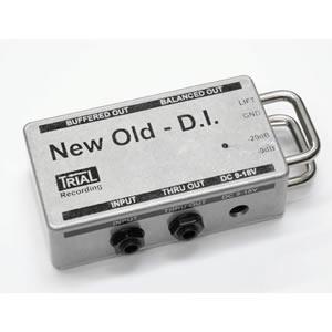 TRIAL トライアル / New Old D.I. 【プリアンプ】【ダイレクトボックス】