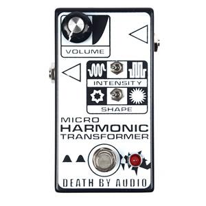 Death By Audio デスバイオーディオ / Micro Harmonic Transformer【ファズ】