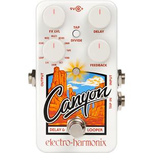 Electro Harmonix エレクトロハーモニクス / Canyon キャニオン【ディレイ】