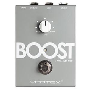 Vertex Effects ヴァーテックスエフェクト / Vertex Boost【ブースター】
