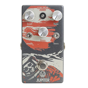 Walrus Audio ウォルラスオーディオ / JUPITER V2 Multi-Clip Fuzz【ファズ】
