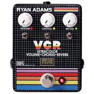 JHS Pedals ジェイエイチエスペダルズ / The VCR【コーラス】【リバーブ】