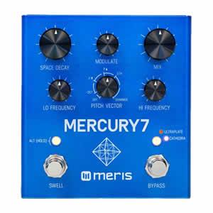 meris メリス / MERCURY7 Reverb【リバーブ】