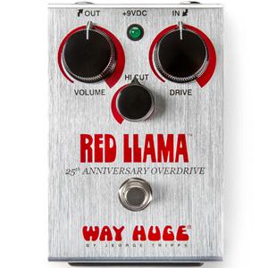 WAY HUGE ウェイヒュージ / RED LLAMA 25TH ANNIV. WHE206【オーバードライブ】