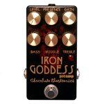 Chocolate Electronics チョコレートエレクトロニクス /Iron Goddess Preamp【プリアンプ】