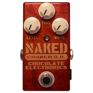 Chocolate Electronics チョコレートエレクトロニクス / Naked Crunch O.D.【オーバードライブ】