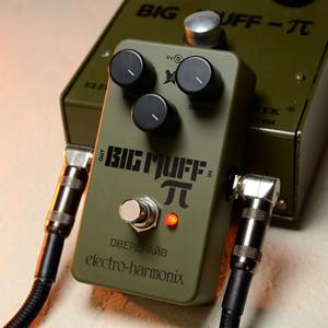 Electro Harmonix エレクトロハーモニクス / Green Russian Big Muff【ファズ】【ディストーション】
