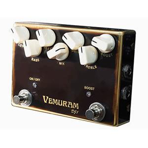 VEMURAM ベムラム / DJ1【ベース用オーバードライブ】