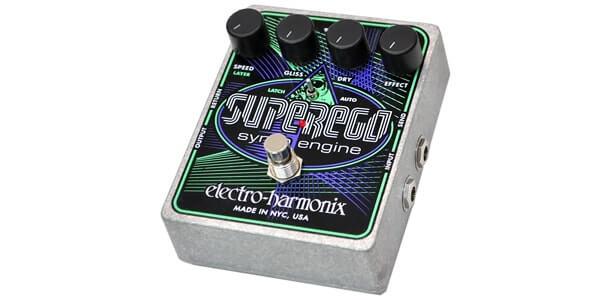 Electro Harmonix エレクトロ・ハーモニックス / Superego Plus Synth Engine【シンセエンジン】