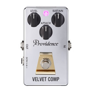 Providence プロヴィデンス / VELVET COMP VLC-1TK 今剛シグネチャーモデル【コンプレッサー】