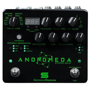 Seymour Duncan セイモア・ダンカン / Andromeda Dynamic Delay【ディレイ】