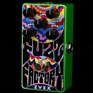 Z-VEX ジーベックス /Vertical Fuzz Factory Vexter Series【ファズ】