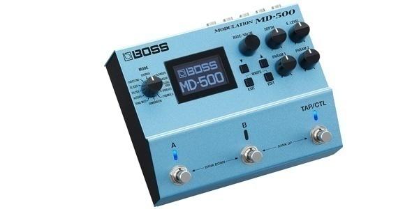 BOSS ボス / MD-500 Modulation【モジュレーション系マルチエフェクター】