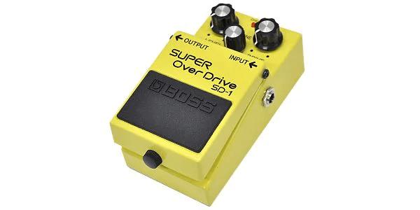 BOSS ボス / SD-1 SUPER OverDrive スーパーオーバードライブ【オーバードライブ】