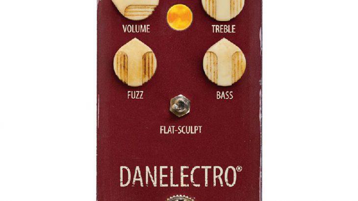 Danelectro ダンエレクトロ /EF-1 THE EISENHOWER FUZZ【オクターブファズ】