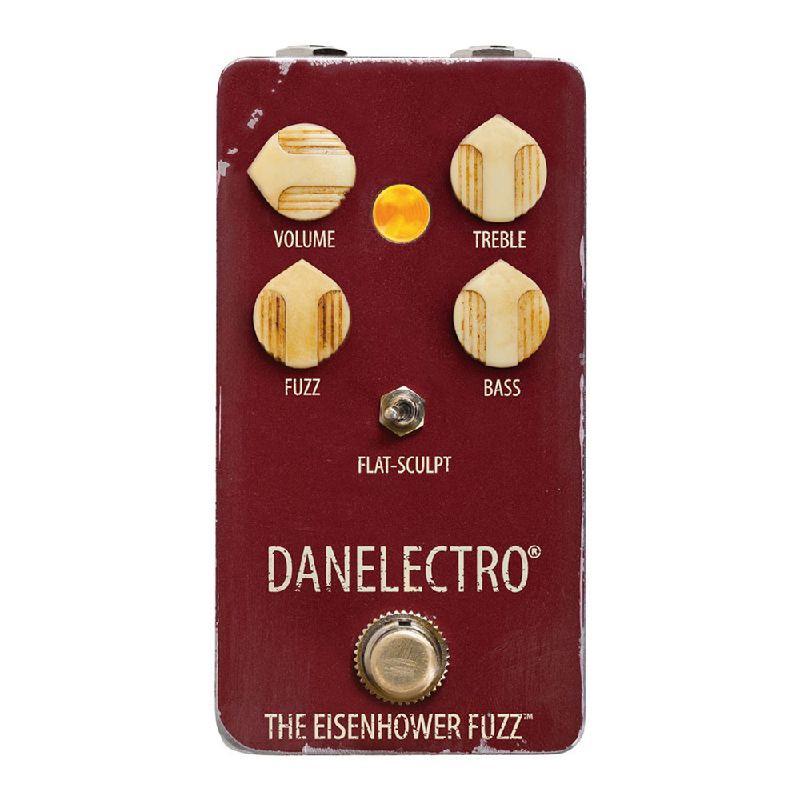 Danelectro ダンエレクトロ / EF-1 THE EISENHOWER FUZZ【オクターブファズ】