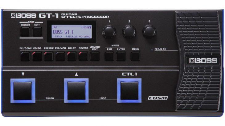 BOSS ボス / GT-1 Guitar Effects Processor 【ギター用マルチエフェクター】