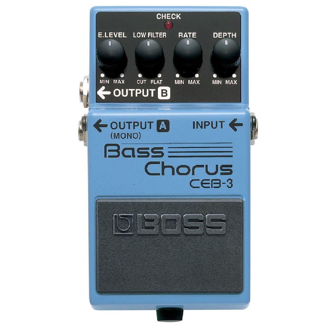 BOSS ボス / CEB-3 Bass Chorus【ベース用コーラス】