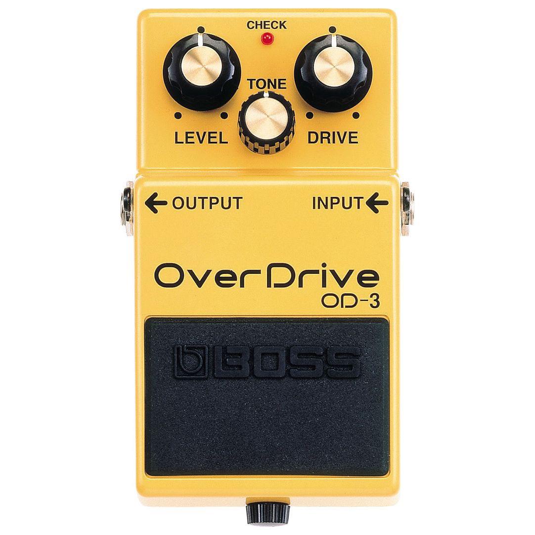 BOSS ボス / OD-3 OverDrive 【オーバードライブ】