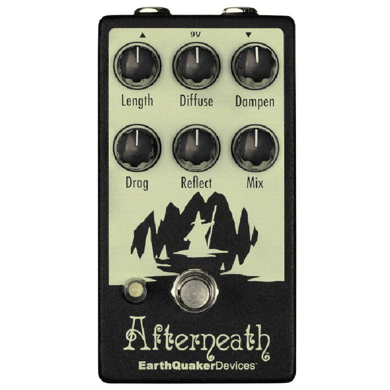 EarthQuaker Devices アースクエイカーデバイセス / Afterneath アフターニース【リバーブ】