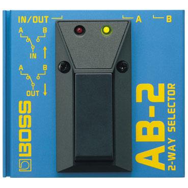 BOSS ボス / AB-2 2-way Selector【ラインセレクター】