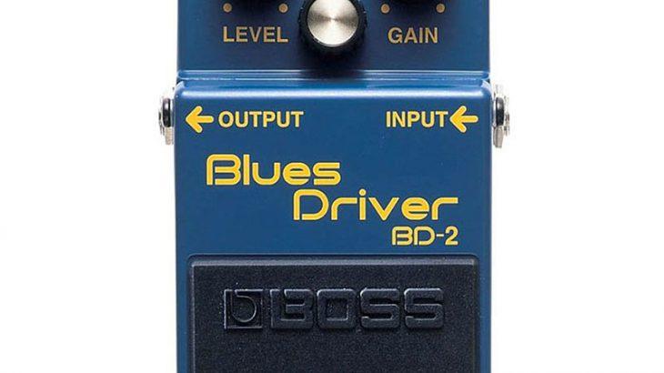 BOSS ボス / BD-2 Blues Driver ブルースドライバー 【オーバードライブ】