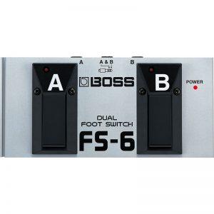BOSS ボス / FS-6 Dual Footswitch 【フットスイッチ】