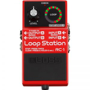 BOSS ボス / RC-1 Loop Station 【ルーパー】