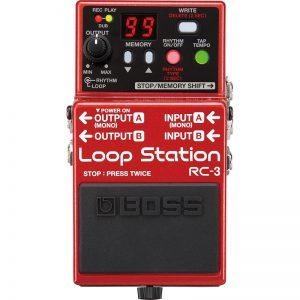 BOSS ボス / RC-3 Loop Station 【ルーパー】