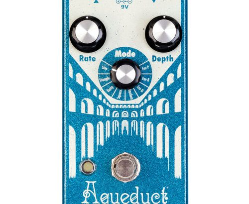EarthQuaker Devices アースクエイカーデバイセス / Aqueduct アクエダクト【ビブラート】