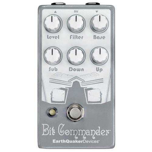 EarthQuaker Devices アースクエイカーデバイセス / Bit Commander ビットコマンダー【アナログギターシンセサイザー】