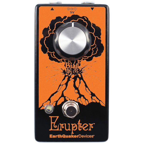 EarthQuaker Devices アースクエイカーデバイセス / Erupter イラプター【ファズ】